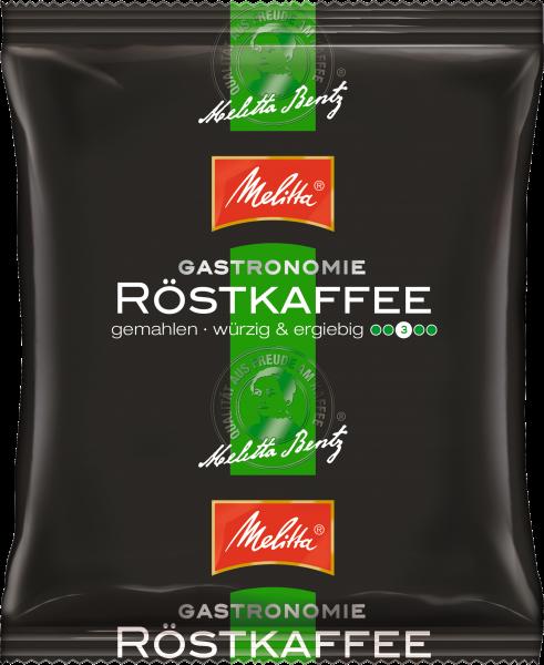 Melitta Gastronomie Röstkaffee würzig und ergiebig